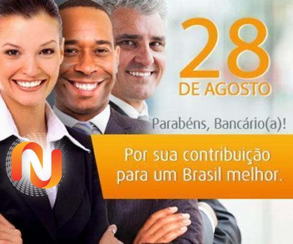 Feliz Dia do Bancário! – News Informa .: