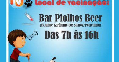 Paranaíba: Confira os pontos e horários de vacinação
