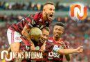Flamengo vence Santos e conquista título simbólico do 1º turno