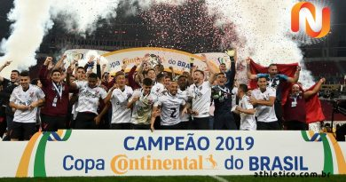Athletico-PR derrota Inter e conquista Copa do Brasil