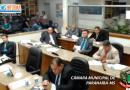 34.a Sessão Ordinária da Câmara Municipal de Paranaíba.