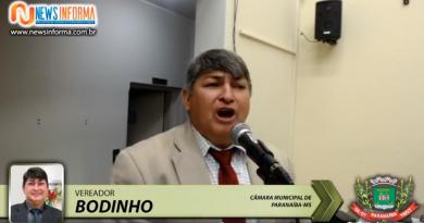 35.a Sessão Ordinária da Câmara de Paranaíba MS.