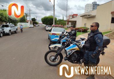 """Paranaíba:""""Operação Trânsito Mais Seguro"""" – PM realiza blitz de trânsito"""
