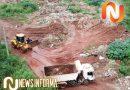 Paranaíba: Em cinco dias, mutirão retira cerca de 600 toneladas de lixo em sete bairros.