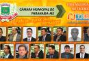 47.a Sessão Ordinária da Câmara Municipal de Paranaíba MS