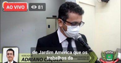 Iniciadas obras do Centro Esportivo Bairro Jardim América