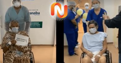 Paranaíba: Dois pacientes que tiveram Covid-19 deixam UTI