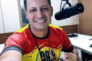 Morre o locutor de rádio no HB aos 49 anos, de Covid, o  Jura Lopes