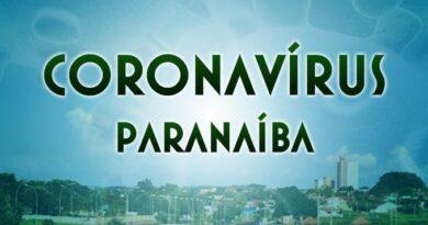 Paranaíba: Boletim Coronavírus.