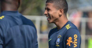 Palmeiras faz proposta por Marquinhos Cipriano e aguarda resposta do Shakhtar.