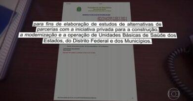 Bolsonaro revoga decreto sobre privatização de postos de saúde do SUS.