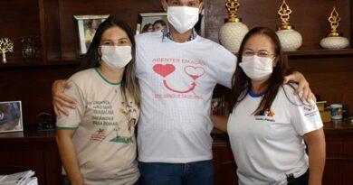 Agentes de Saúde e Endemias farão campanha de doação de Sangue