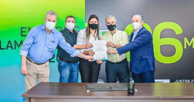 Cassilândia recebe emenda de Antonio Vaz que contribuirá para saúde do município