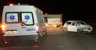 Socorrista leva choque e morre enquanto resgatava vítimas de acidente